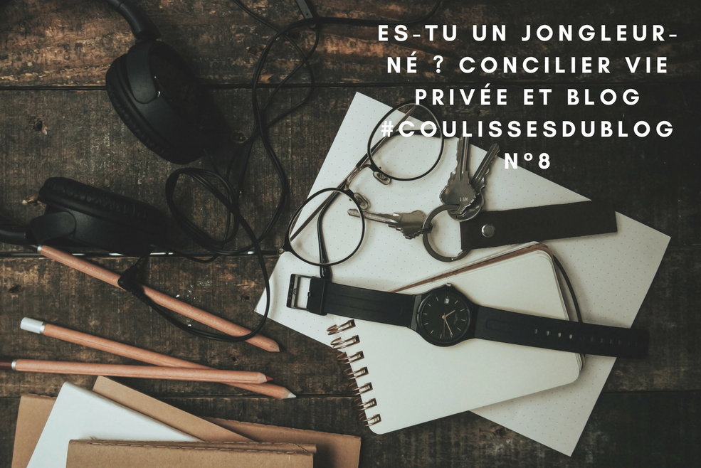 vie privée et blog